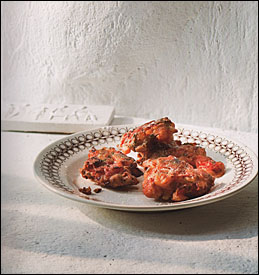 tomato-fritters