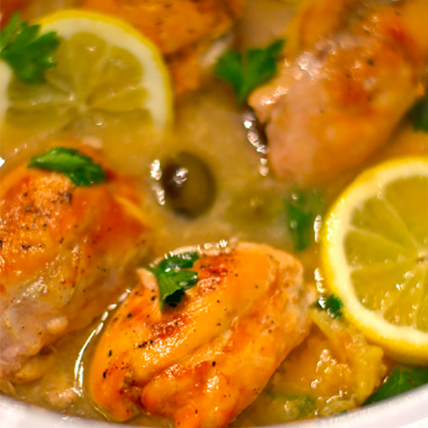Slow-Cooker-Lemon-Chicken