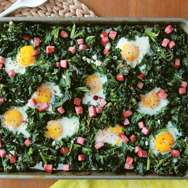 Sheet Pan Suppers Green Eggs & Ham