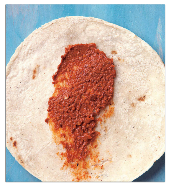 Chintextle (Pumpkin Seed And Pasilla De Oaxaca Paste)