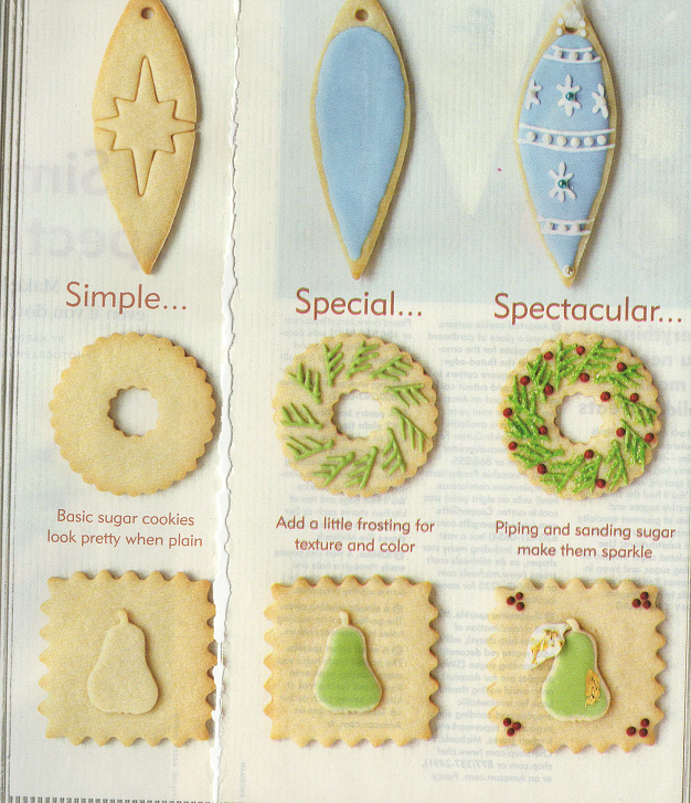 Christmas Cookies – From Simple to Spectacular